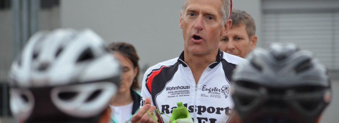Alexander Schawalder gibt Tipps für Triathlon-Teilnehmer