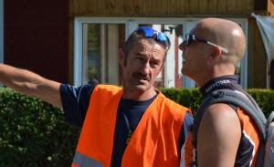 Rhyathlon Chefhelfer Ignaz Breitenmoser gewinnt 2 Tickets für die Leichtathletik EM Zürich