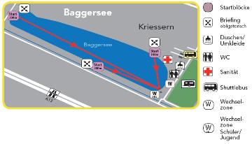 Baggersee Kriessern