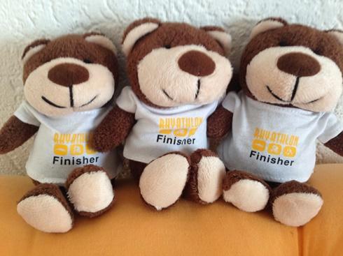 Rhyathlon Kids Finisherpreis